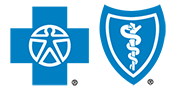 blue cross blue shield - bcbs insurance logo - turning point treatment center accepts most insurance